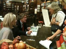 Book signing, Atlanta History Society, September 13, 2012