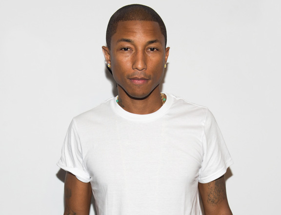 MTV Style: Pharrell Williams Is Working On A Fragrance