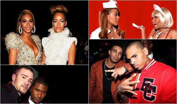 Singersroom: 10 Collaborations We Would Like To See In 2013