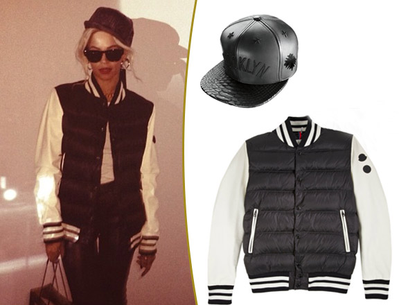 Beyonce Models Our Favorite Things From The Jay Z x Barneys Collaboration