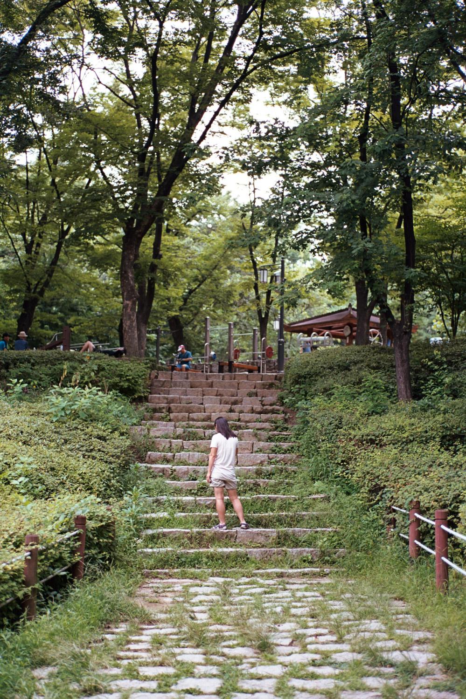 "DAVIS LAM ""I Was Lost But I've Been Found - Yongsan-gu (2016)"" Hyochang Park - davislam.com"