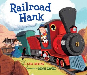 Railroad Hank by Lisa Mosher