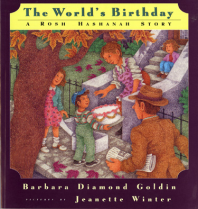 The World's Birthday : A Rosh Hashanah Story