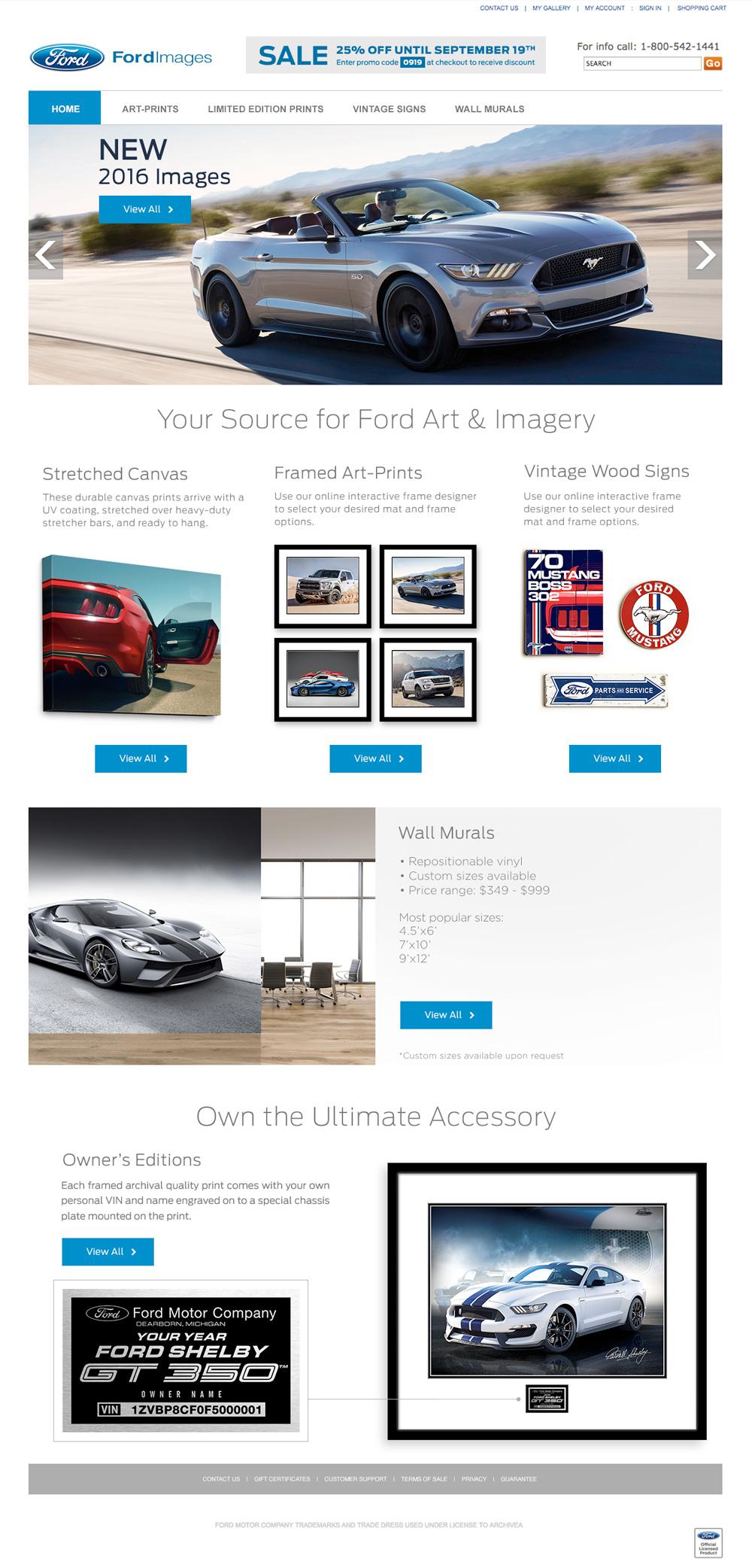 Visit Ford Images