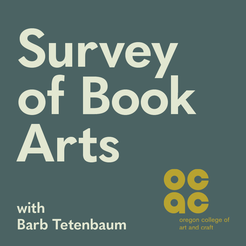 Survey of Book Arts