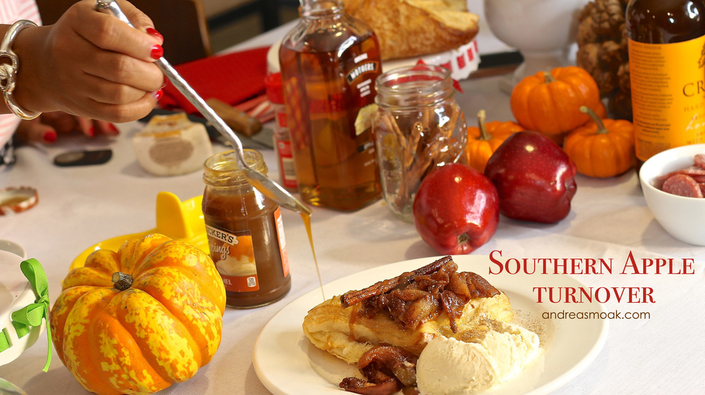 Southern Apple Turnover