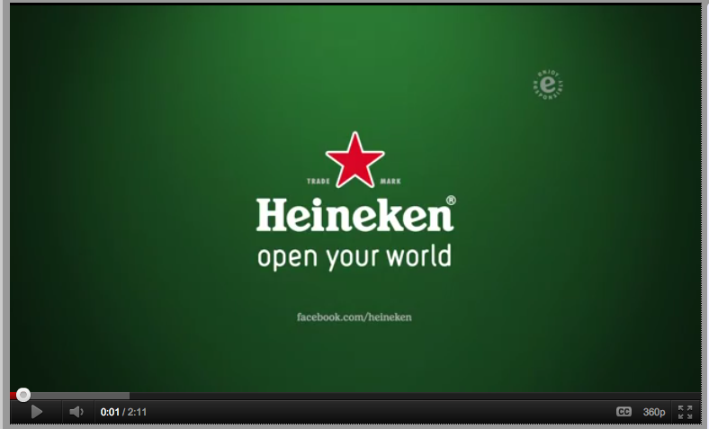 Finalist for Heineken Designer Scout Search