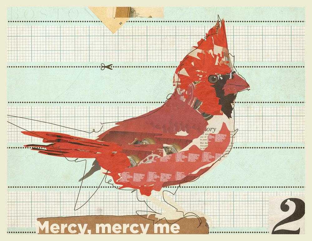 """""""Mercy, Mercy Me"""" (2012)"""