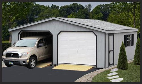 Our Double Wides Come Standard With (2) Overhead Garage Doors, (4) Windows  And Reinforced ...