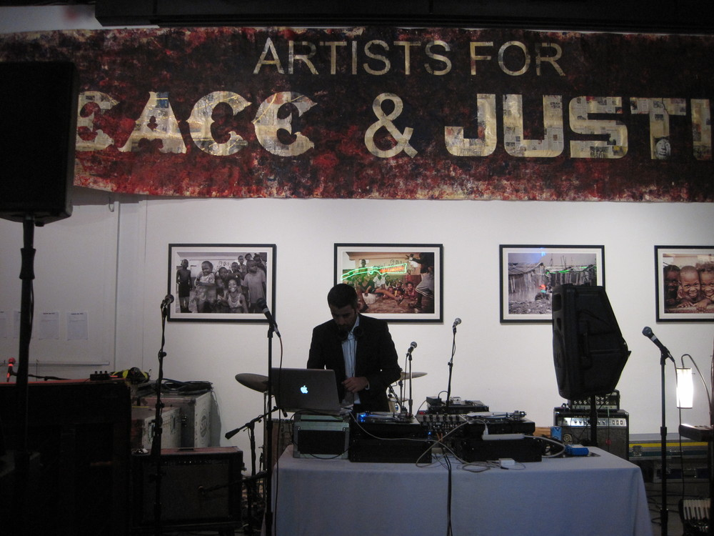Artists for Peace and Justice Haiti Benefit