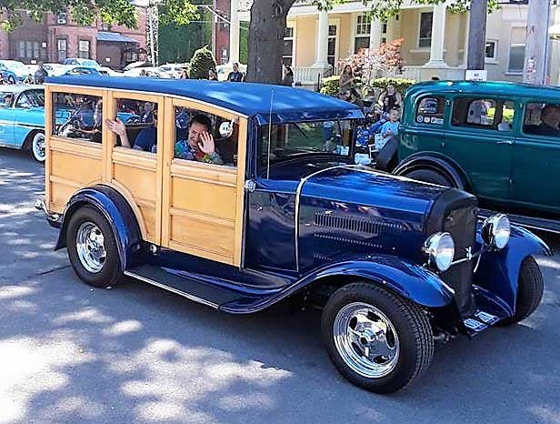Mike Szaraz 1930 Ford