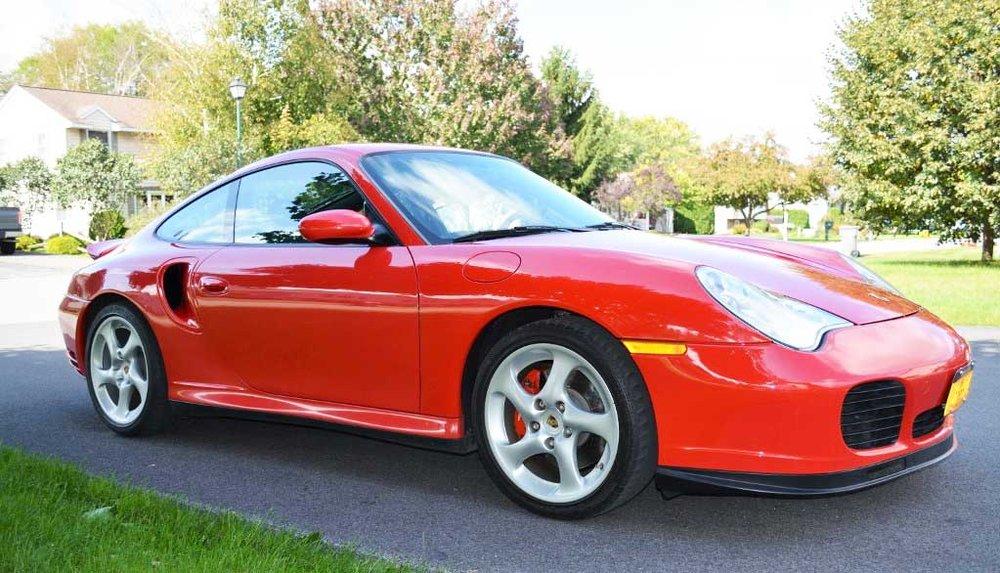 Dennis Hesse 01 Porsche Turbo