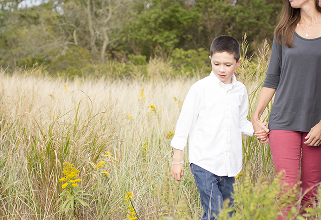 South Kingstown Family Photoshoot