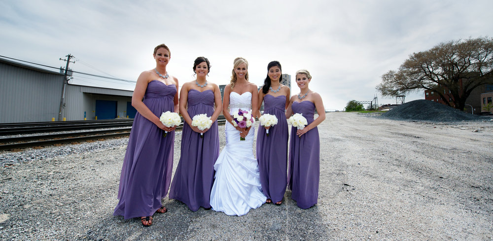 Kendall college wedding images
