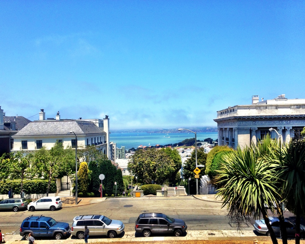 How we got an apartment in San Francisco and lived to tell about it.