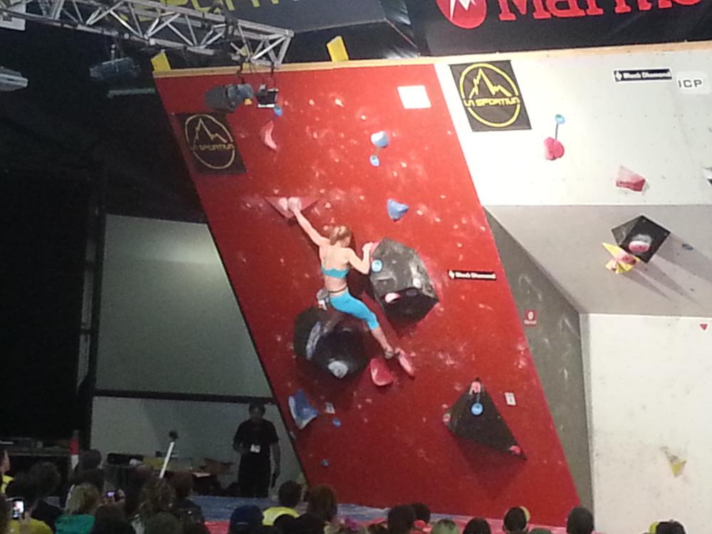 Bouldering Comp