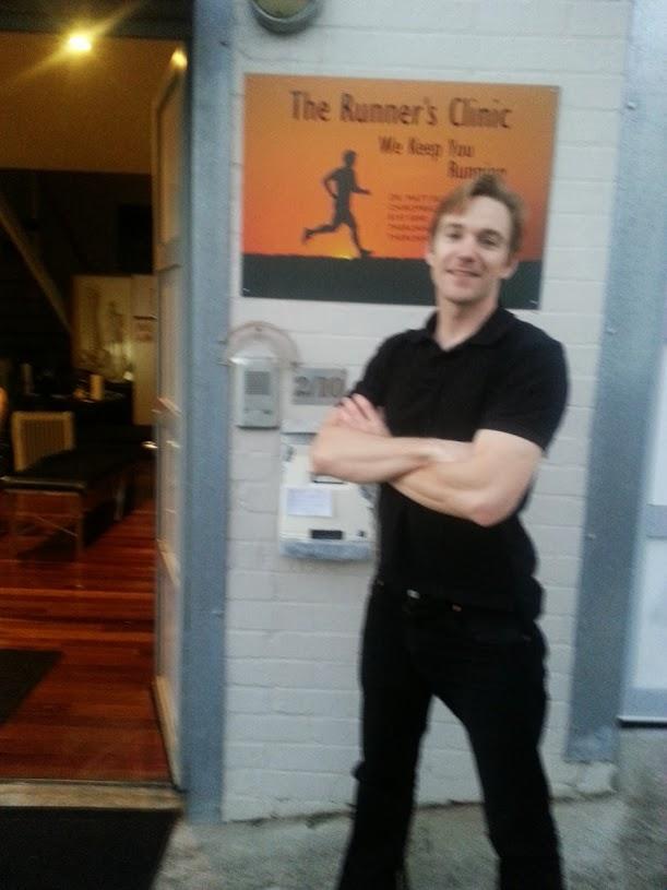 The Runners Clinic with Dr. Matt Bulman