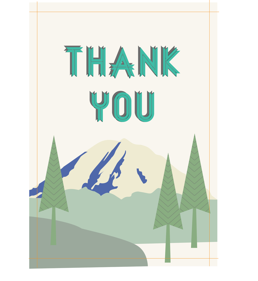 thank you cards | graduation