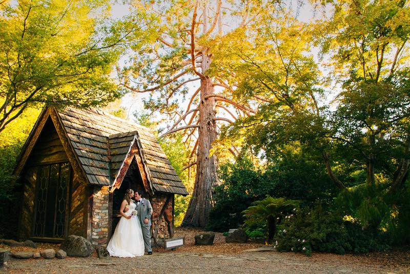 Belinda + Arden - Marin Art & Garden Center   Ross, CA