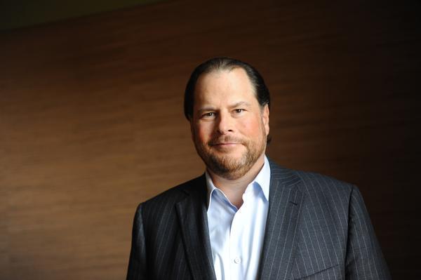 """DACA=LOVE. CEOs ❤️ DACA."" Salesforce.com founder and CEO Marc Benioff said via Twitter."