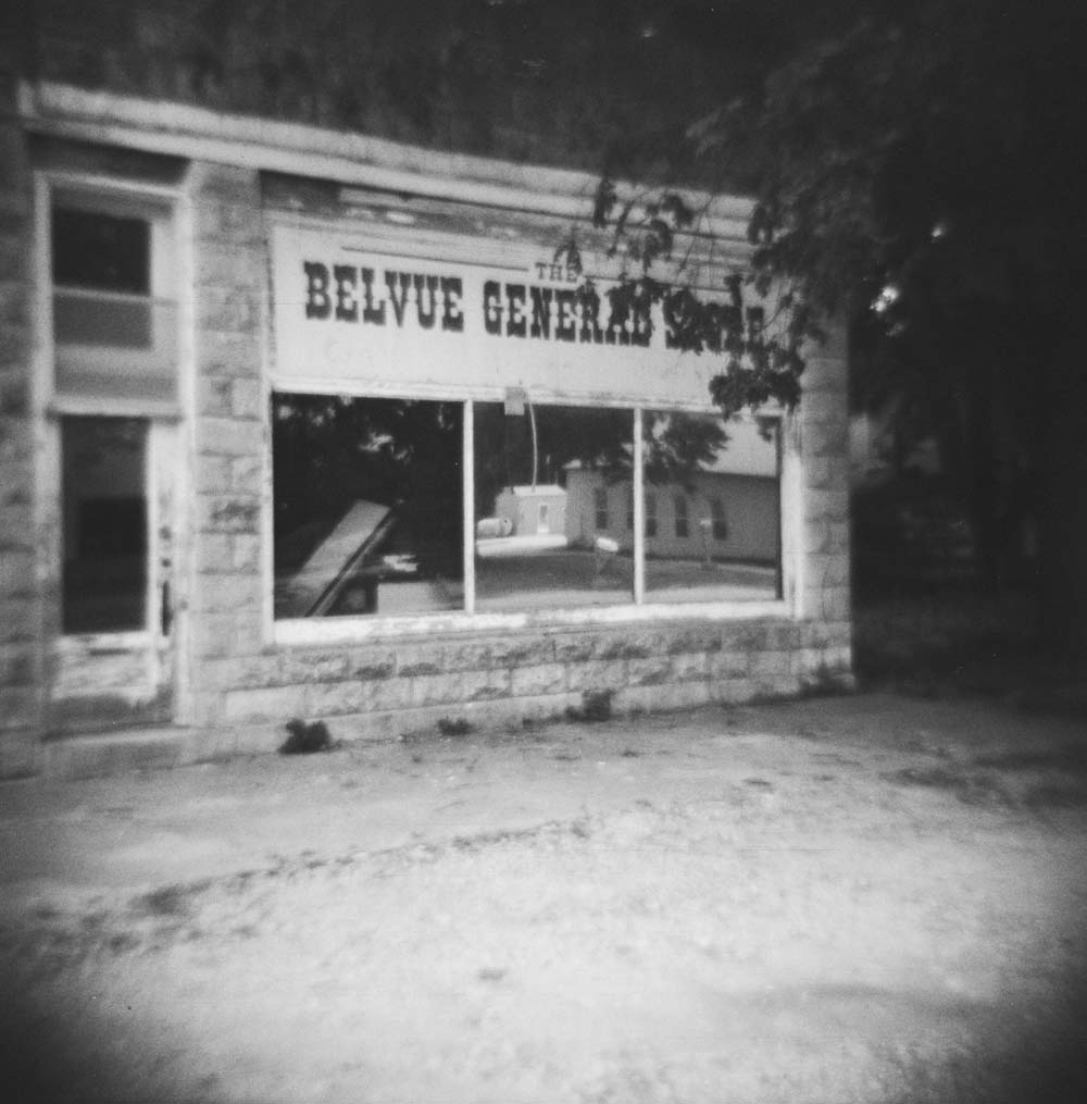 General Store, Belvue, Kansas