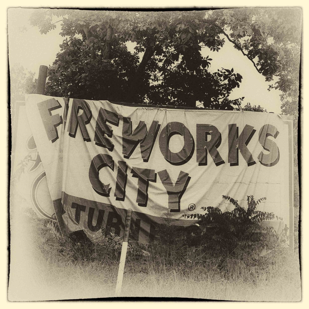 Take Me Down to Fireworks City