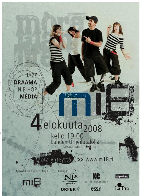 M18 group