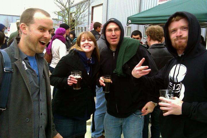 (512) Brewery Anniversary with Korey & Meg
