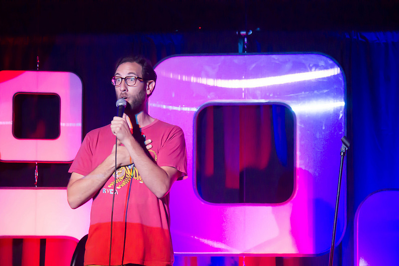Ari Shaffir - Moontower Comedy Festival
