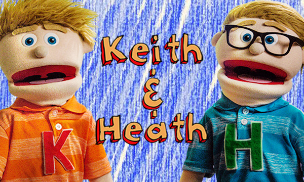 Keith and Heath - Andy Young