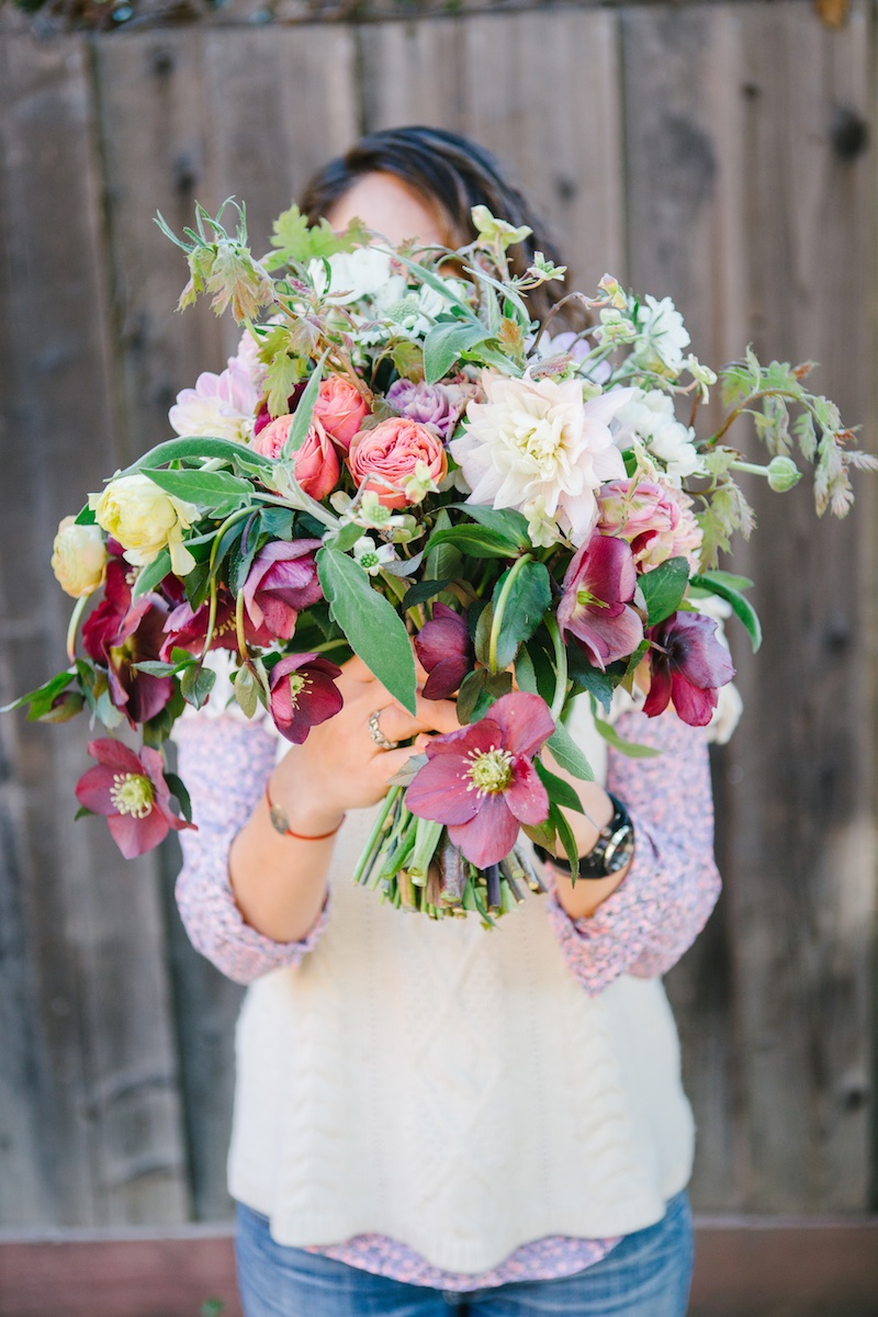 Kiana Underwood / tulipina.com | Photography:  Erica Brenci / lesamisphoto.com