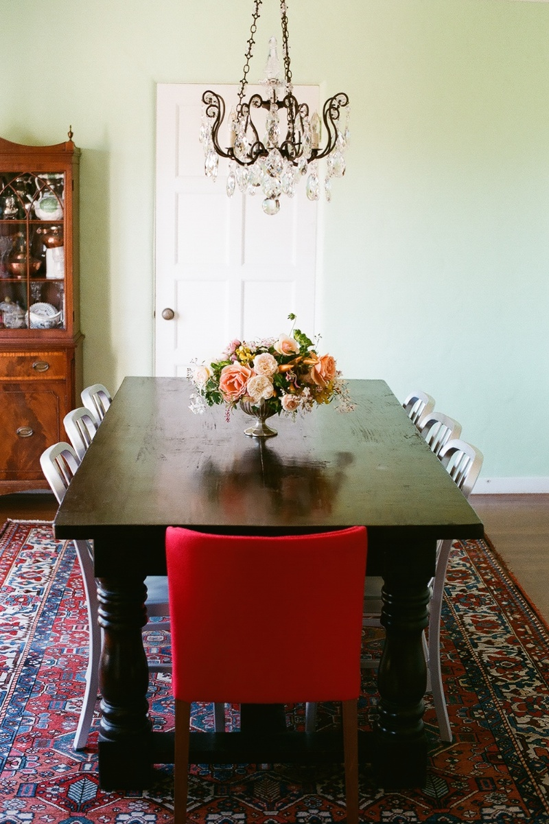 Dining Room Makeover - Kiana Underwood / tulipina.com | Photography: Nathan Underwood / nruphoto.com