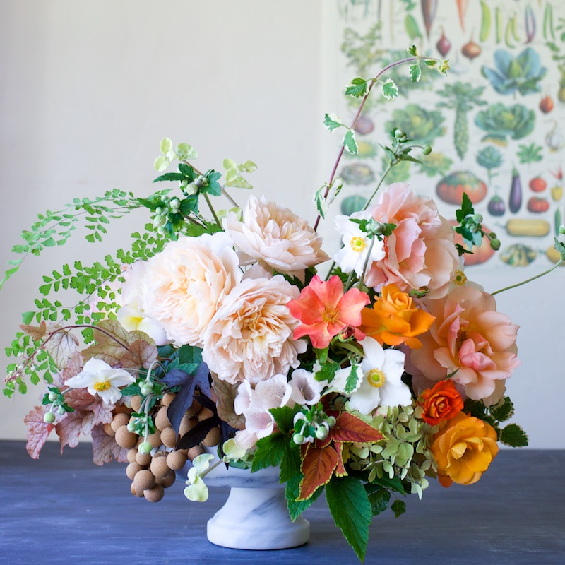 Flowers by Kiana Underwood / tulipina.com | Photography: Nathan Underwood / nruphoto.com