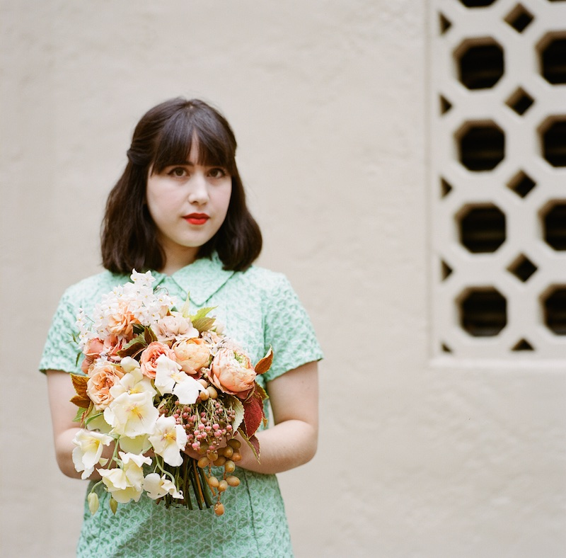 Colors of Colina: Mint + Peach / Kiana Underwood / tulipina.com | Photography: Nathan Underwood / nruphoto.com