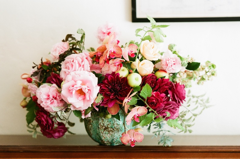 Garden Bounty / Kiana Underwood / tulipina.com | Photography: Nathan Underwood / nruphoto.com