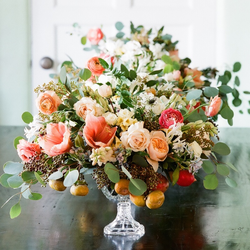 Autumn Wedding / Kiana Underwood / tulipina.com | Photography: Nathan Underwood / nruphoto.com