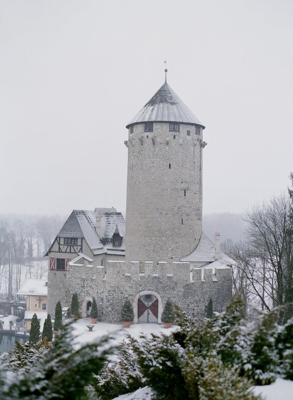 Castle Schloss Matzen / Jose Villa