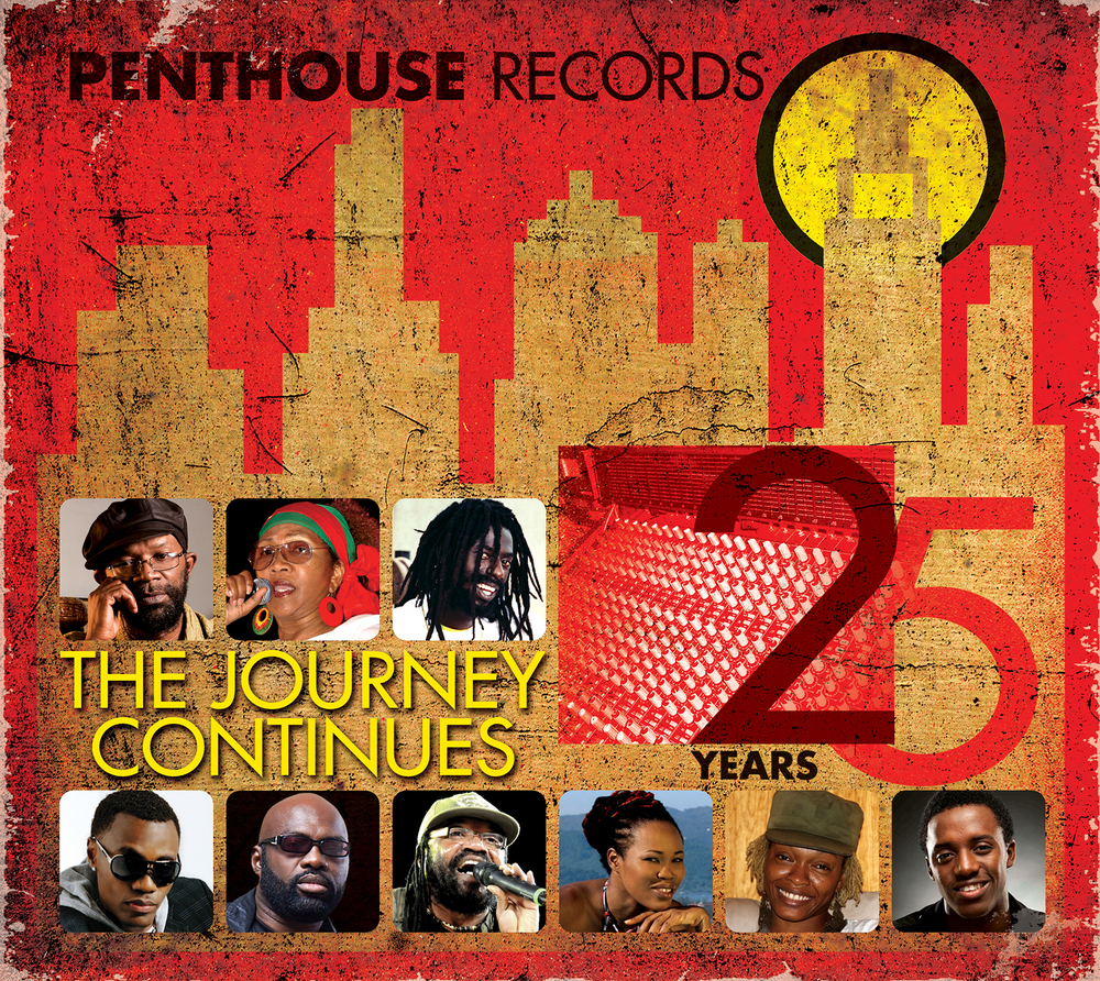 "Legendary Jamaican producer Donovan Germain and his Penthouse label productions have made an indelible mark in the history of reggae music. To commemorate 25 years since the founding of Penthouse recording studio, VP Records and Mr. Germain have collaborated on the new release Penthouse Records 25 Years  - The Journey Continues. The 2 CD/DVD collection will be available on January 13, 2014. The Penthouse Records 25 audio discs highlight essential hits, new tracks from its current roster and two unreleased tracks from the legendary Garnett Silk (My Favorite Song and a remix of his classic Everything I Got).   Hosted by Mr. Germain himself, the bonus DVD is an hour and 45 minute journey through the history of the studio and label and features many the key players in Jamaican music. Interviews include original Penthouse crew members Tony Rebel, Richie Stephens, Wayne Wonder, Marcia Griffiths and Beres Hammond. The Penthouse studio – originally located at 56 Slipe Road in Kingston, Jamaica – produced many of the genre's biggest hits during the late 1980s and 1990s and has continued to churn out chart-topping anthems since relocating in 1998 to its current address 6 Ballater Avenue. Founder Donovan Germain produced world-class recordings alongside the island's top engineers and studio musicians of the time – including Steven Stanley, Dave & Tony Kelly, Michael ""Coolie"" Cooper, Steely & Clevie, Sly & Robbie, Firehouse Crew, Steven ""Lenky"" Marsden and Mafia & Fluxy – and played an instrumental role in developing the careers of reggae stars Buju Banton (cranking out the most No. 1 singles for the reggae icon to date), Wayne Wonder, Cutty Ranks, Richie Stephens, Beres Hammond, Romain Virgo, Queen Ifrica and more. In addition to these artists, the deluxe 47-song collection features today's crop of Penthouse artists, including Dalton Harris, D Major, Exco Levi, RC and Shuga. Producer and visionary Donovan Germain's quest for excellence is evident.  He says ""it's all about the next hit song,"" and for Penthouse Records the journey continues…"