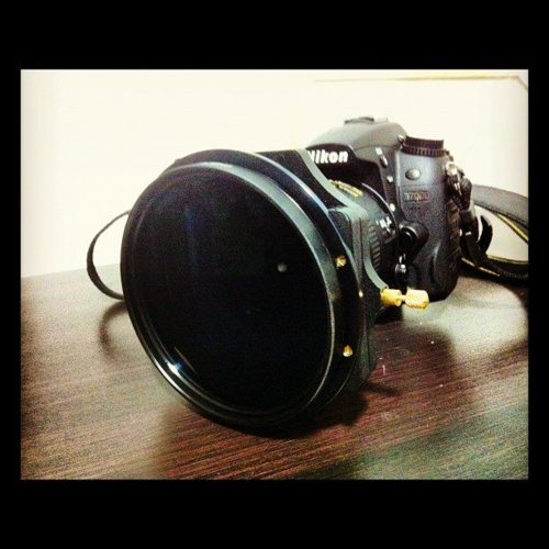 a typical landscape rig I use with a ultra-wide angle lens and the LEE filter kit...