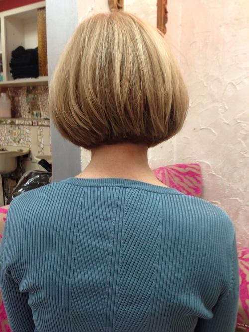 Sassoon Hair 80s
