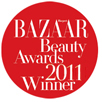 2011 Harpers Bazaar Award
