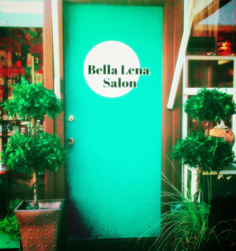 The Turquoise Door!