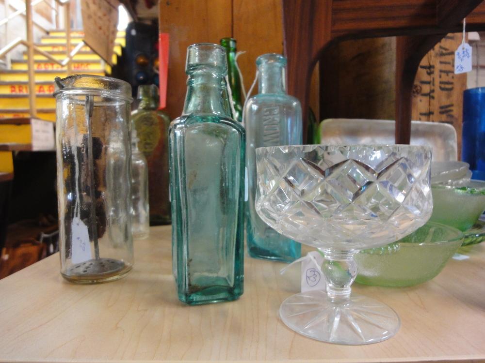 Lost & Found Collingwood glassware.JPG