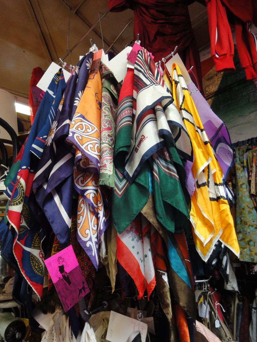 Lost & Found Collingwood scarves.JPG