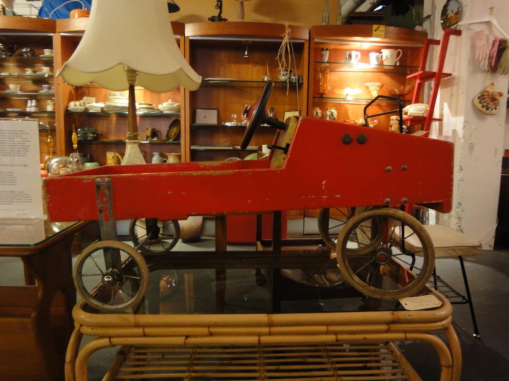 Smith Street Bazaar Collingwood car.JPG