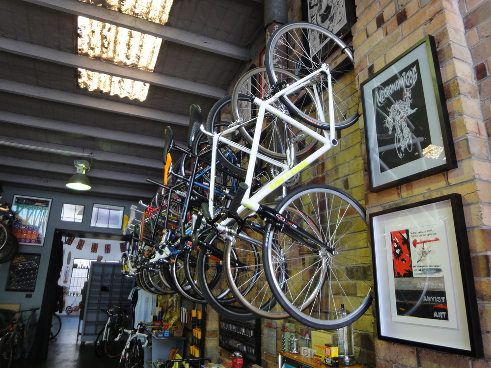 Shifter Bikes bikes on rack.JPG
