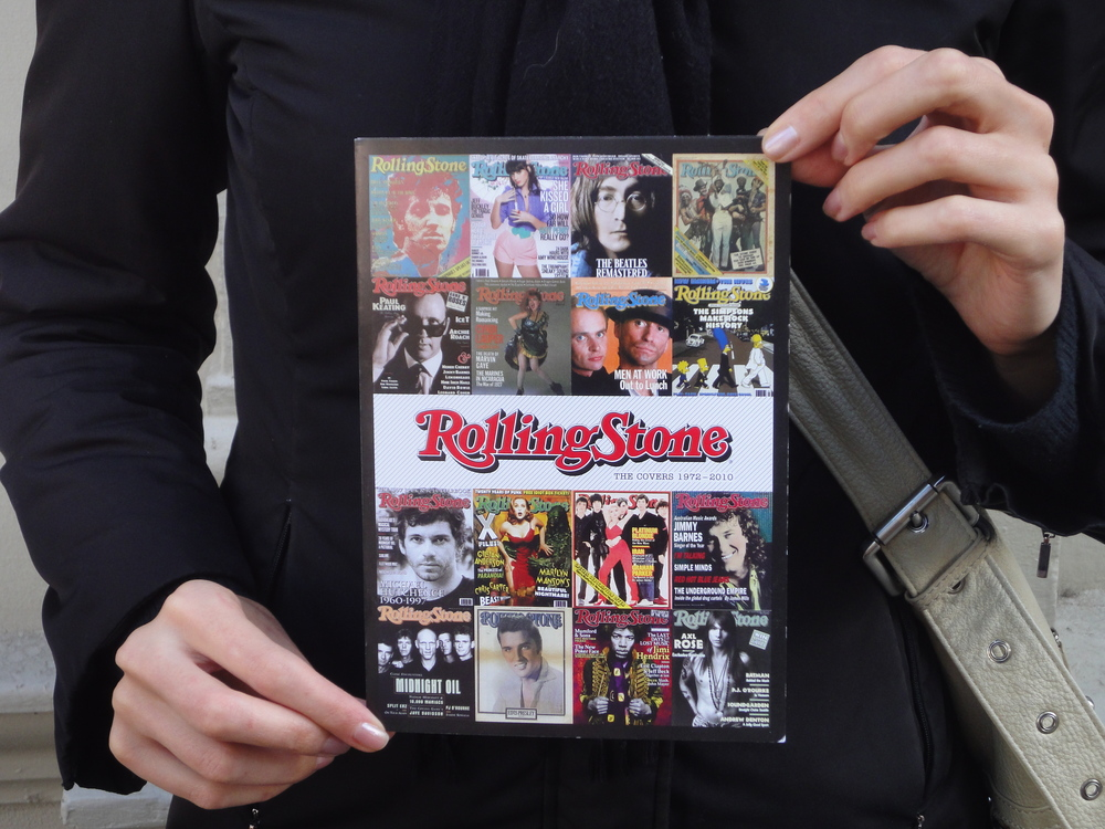 Rolling Stone covers exhibition program.JPG