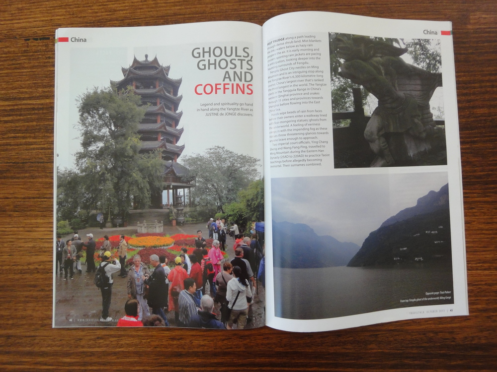October Traveltalk pages 1 and 2.JPG
