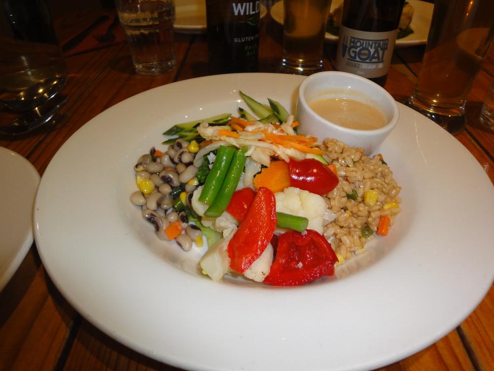 Shakahari Salad Shakahari.JPG