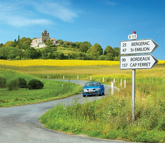 Hiring a car in France for ANZAC Day offers flexibility and ease for travellers.